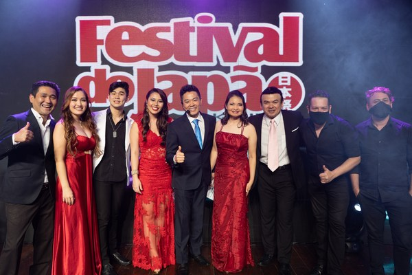 Kenren reúne jovens e realiza com sucesso a live do Festival do Japão