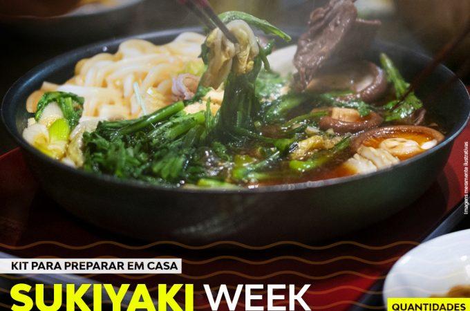 Sukiyaki Week divulga culinária japonesa e apoia entidades da comunidade nipo-brasileira